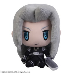 FINAL FANTASY VII PLUSH – SEPHIROTH 23 CM