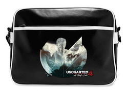 UNCHARTED - Messenger Bag - Adventure - Vinyle
