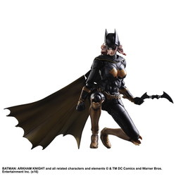 Batman: Arkham Knight Play Arts Kai - Batgirl