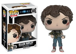 POP MOVIES: ALIENS ELLEN RIPLEY