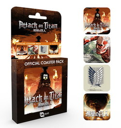 POSAVASOS VARIADOS ATTACK ON TITAN (4)