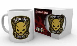 RESIDENT EVIL COFFEE ECHO SIX