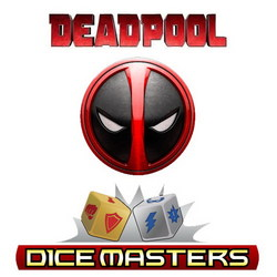 MARVEL DICE MASTERS - DEADPOOL GRAVITY FEED