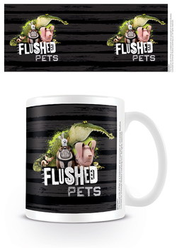 SECRET LIFE OF PETS (FLUSHED PETS) MUG