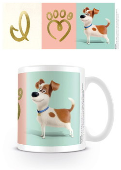 TAZA SECRET LIFE OF PETS MAX