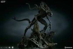 FIGURA ESTATUA ALIEN QUEEN 53 CM