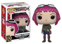 FIGURA POP SCOTT PILGRIM: RAMONA FLOWERS