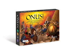 ONUS EXPANSION: GREEKS & PERSIANS (INGLES)