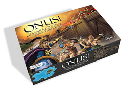 ONUS EXPANSION: TERRAIN  & FORTRESSES (SPANISH)