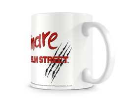 MUG ON ELM STREET NIGHTMARE