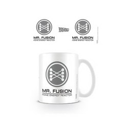 MUG BACK TO THE FUTURE MR FUSION
