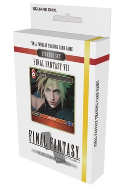 FINAL FANTASY TCG MAZOS FIRE/ICE FFVII (6) *CASTELLANO*