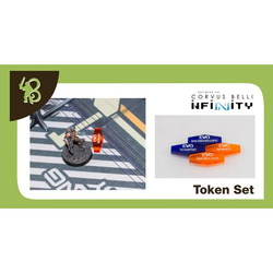INFINITY - EVO TOKENS SET