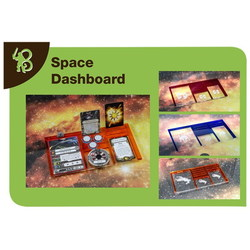 X-WING - DASHBOARD REBELDE