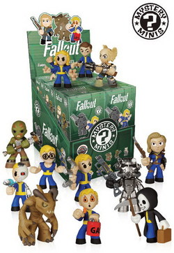 DISPLAY FIGURAS MYSTERY FALLOUT MIX 6 CM (12)