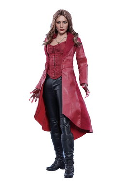 FIGURA HOTTOYS SCARLET WITCH 28 CM