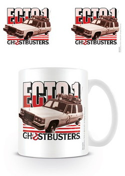 TAZA GHOSTBUSTERS 3 ECTO 1