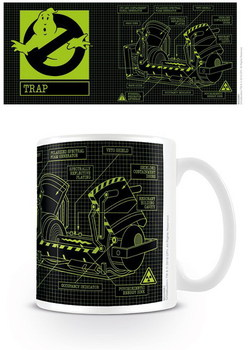TAZA GHOSTBUSTERS 3 TRAP