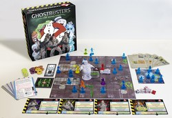 GHOSTBUSTERS THE BOARDGAME *INGLES*