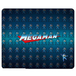 MEGAMAN - MOUSEPAD - DIE AND RETRY