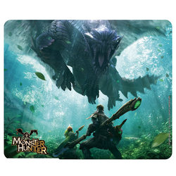 MONSTER HUNTER - MOUSEPAD - THE HUNT