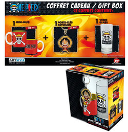 PACK REGALO ONE PIECE 2017