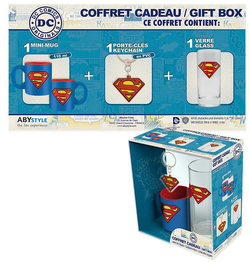 PACK REGALO SUPERMAN 2017