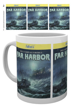 FALLOUT 4: FAR HARBOR MUG