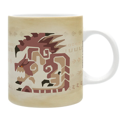 TAZA MONSTER HUNTER AZTEC MONSTER