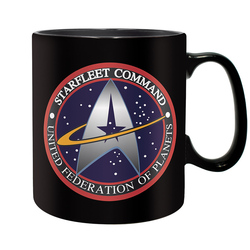 TAZA STAR TREK STARFLEET COMMAND
