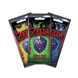 ZELDA CARTAS COLECCIONABLES (24) *INGLES* (NO JUGABLE)