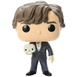 FIGURA POP SHERLOCK: SHERLOCK WITH SKULL