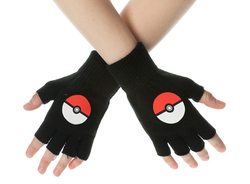 GUANTES POKEMON POKEBALL