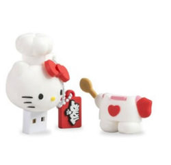 USB 8 GB HELLO KITTY KITCHEN