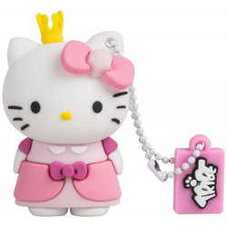 USB 8 GB HELLO KITTY PRINCESS