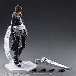 DISSIDIA FINAL FANTASY PLAY ARTS -KAI- SQUALL LEONHEART