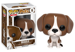 FIGURA POP PETS DOGS: BEAGLE