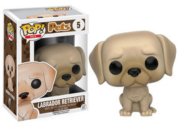 FIGURA POP PETS DOGS: LABRADOR RETRIEVER