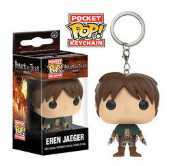 LLAVERO POP ATTACK ON TITAN EREN