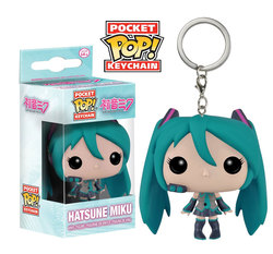 POCKET POP KEYCHAINS ANIME - HATSUNE