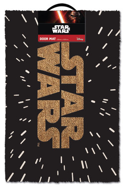 FELPUDO STAR WARS LOGO 40 X 60