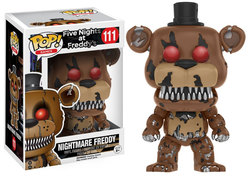 FIGURA POP FIVE NIGHTS AT FREDDY`S: FREDDY NIGHT