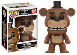 FIGURA POP FIVE NIGHTS AT FREDDY`S: FREDDY