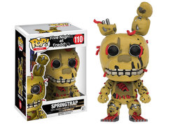 FIGURA POP FIVE NIGHTS AT FREDDY`S: SPRING TRAP