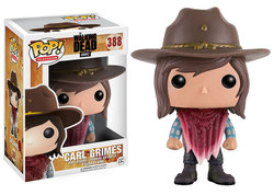 FIGURA POP THE WALKING DEAD: CARL GRIMES