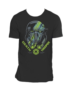 CAMISETA STAR WARS ROGUE ONE DEATH TROOPER XXL
