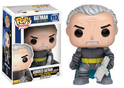 POP HEROES: THE DARK KNIGHT RETURNS ARMORED BATMAN UNMASKED