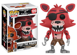 FIGURA POP FIVE NIGHTS AT FREDDY`S: FOXY THE PIRA