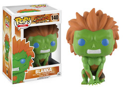 FIGURA POP STREET FIGHTER: BLANKA