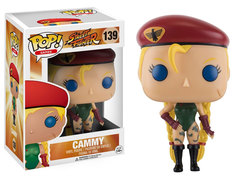 FIGURA POP STREET FIGHTER: CAMMY